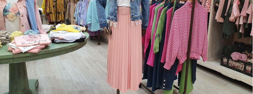 faldas primavera